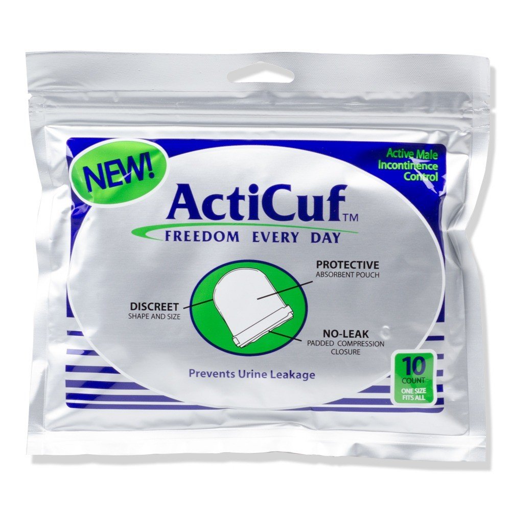 ActiCuf™ Male Urinary Incontinence Compression Pouch ...