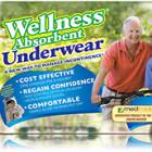 Wellness 8 Hour Absorbent Underwear (Pull Ups) NASA Inspired