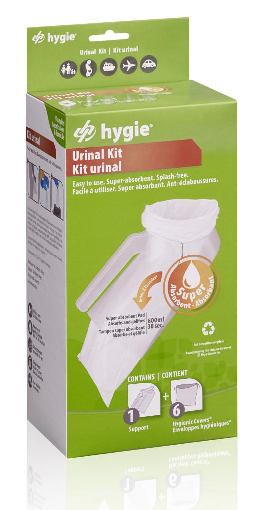 Urinal Kit-Urinal and Urinal Bags