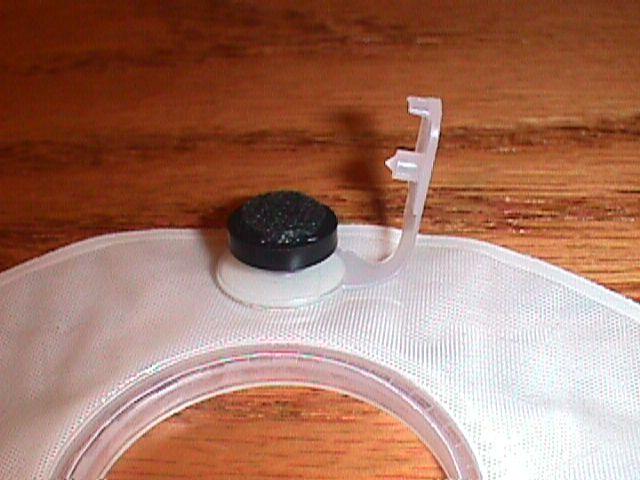 Flat-d Ostomy Vent Deodorizer