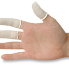 Urocare High-Quality Latex Finger Cots